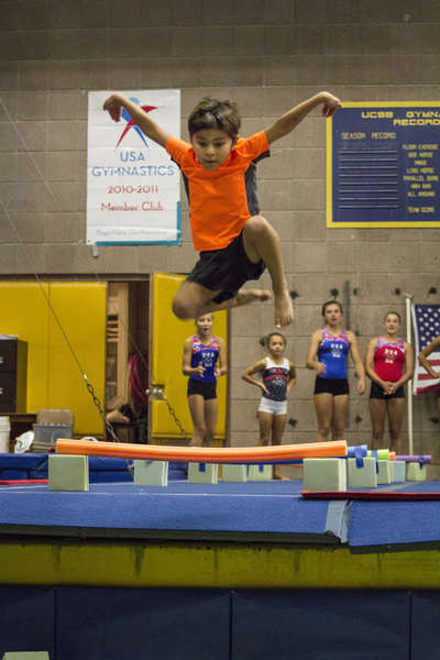spirals santa barbara gymnastics fun recreation party