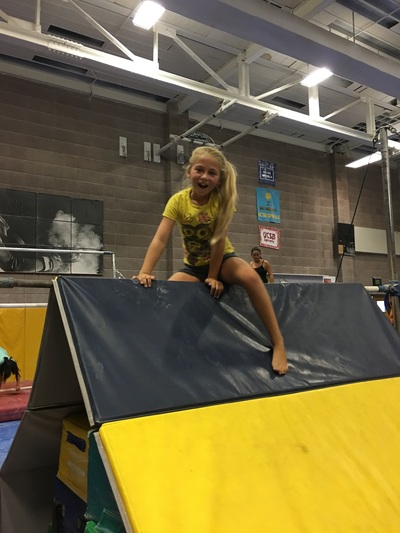 spirals santa barbara gymnastics fun party
